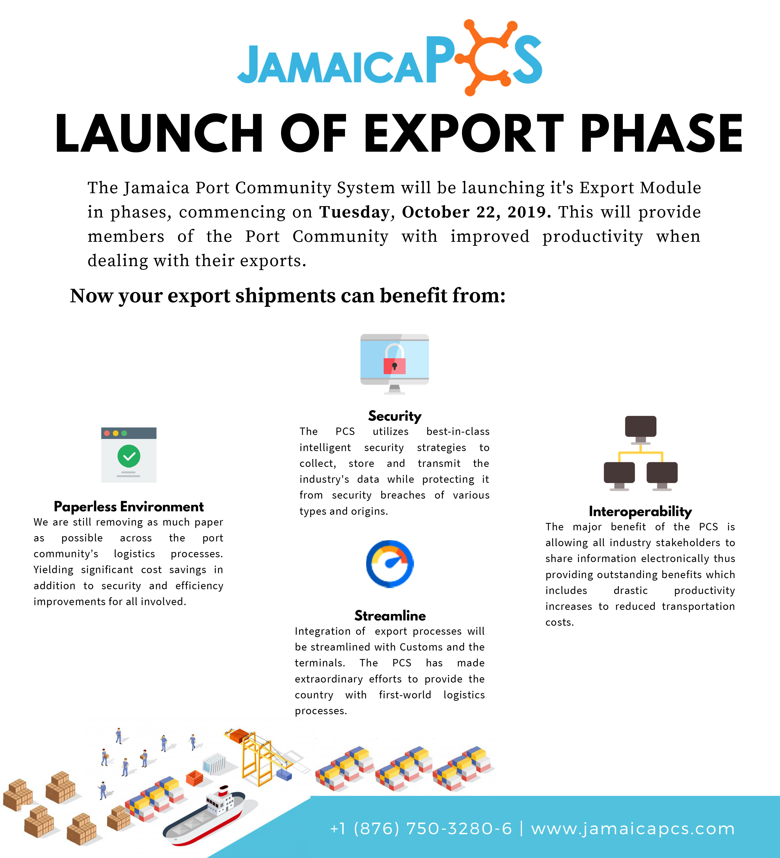 Export Launch